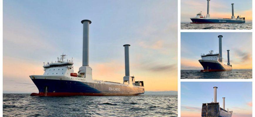M/S SC Connector Sea-Cargo.